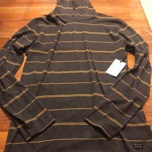 Billabong NWT lightweight pullover